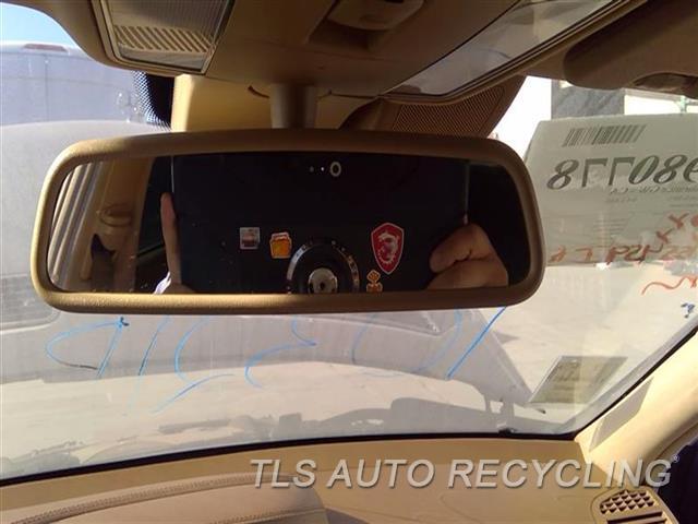 2008 Mercedes S550 Rear View Mirror Interior  BRWN,221 TYPE, S550, GARAGE DOOR OP