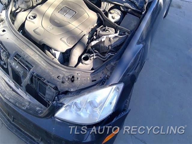 2008 Mercedes S550 Radiator Core Supp  LH APRON