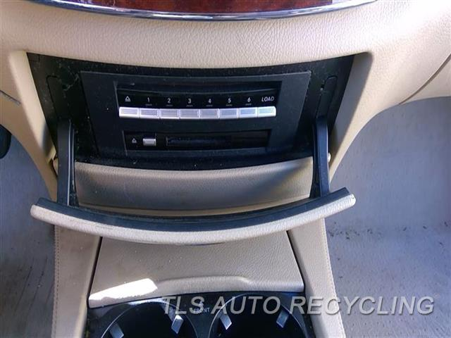 2008 Mercedes S550 Radio Audio / Amp  221 TYPE, S550, CD-DVD PLAYER
