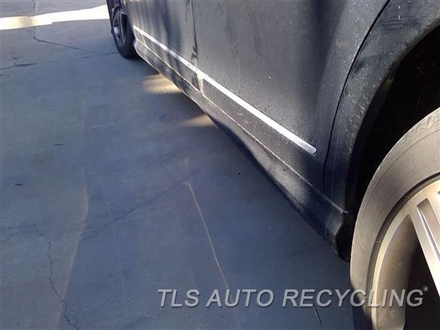 2008 Mercedes S550 Rocker Pnl Moulding  LH,BLK,SDN