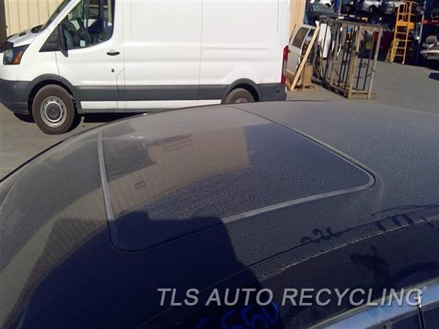 2008 Mercedes S550 Roof Assembly  BLK,SUN,221 TYPE, S550, SUNROOF