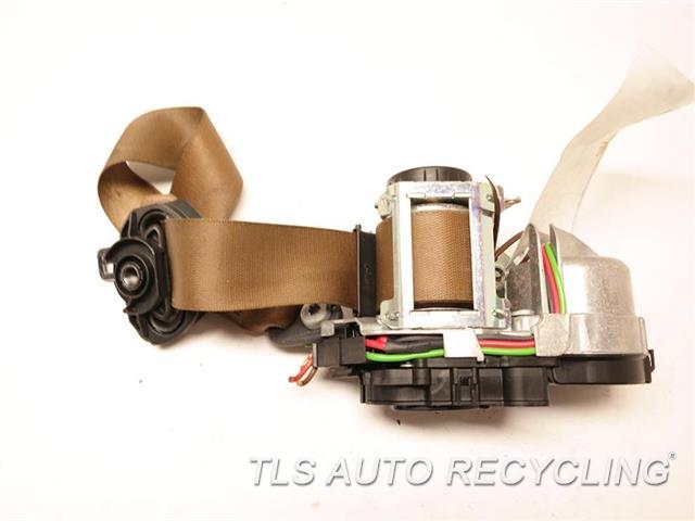 2008 Mercedes S550 Seat Belt Front  BRWN,221 TYPE, S550, (BUCKET SEAT)