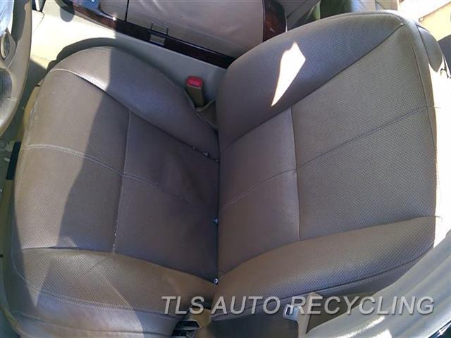 2008 Mercedes S550 Seat, Front  LH,BRWN,LEA,221 TYPE, S550, (BUCKET