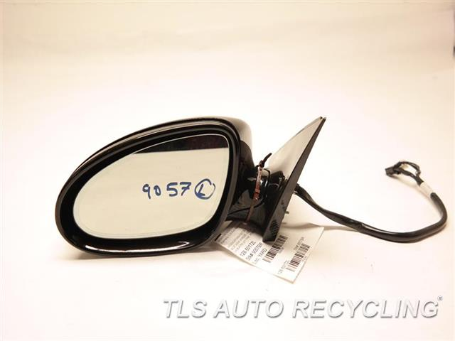 2008 Mercedes S550 Side View Mirror  LH,BLK,PM,221 TYPE, POWER, S550, L.