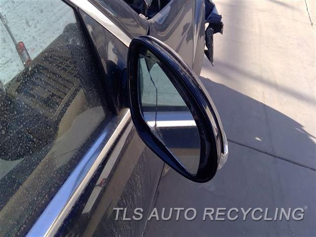 2008 Mercedes S550 Side View Mirror GLASS BROKEN HOUSING LOOSE SCRATCH BACK COVER RH,BLK,221 TYPE, POWER, S550, R.