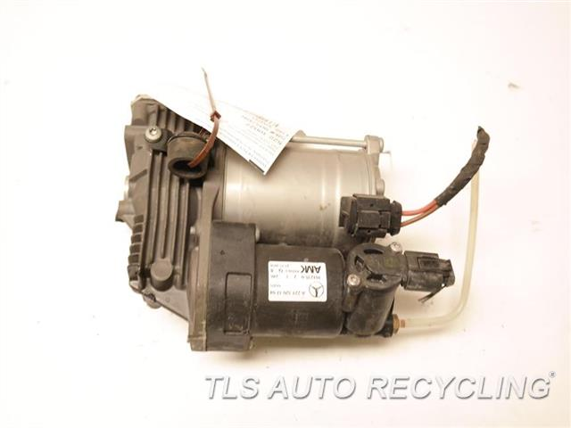 2008 Mercedes S550 Susp Comp Pump  221 TYPE, S550