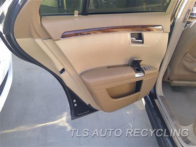 2008 Mercedes S550 Trim Panel, Rr Dr  LH,BRWN,LEA