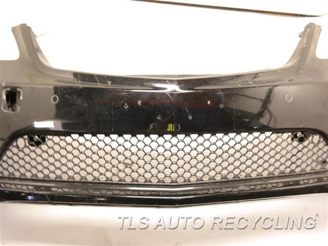 2013 Mercedes S550 Bumper Cover Front SCUFFED, SCUFFS ALL OVER THE BOTTOM SECTION 1B1,BLK,221 TYPE, S550, HEADLAMP