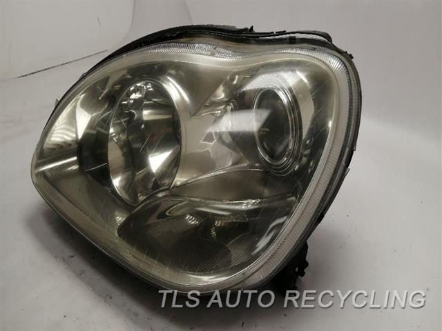 2006 Mercedes S55 Headlamp Assembly UPPER DAMAGED TAB LH,220 TYPE, S55, BI-XENON, HID
