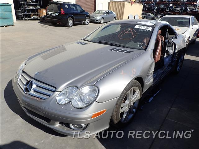 2007 Mercedes SL550 Parts Stock# 7297YL