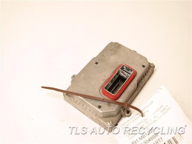 2009 Mercedes Sl550 Chassis Cont Mod MODULE 2308209426 XENON HID BALLAST CONTROL