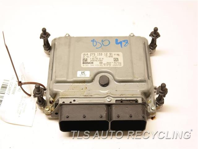 2009 Mercedes Sl550 Eng/motor Cont Mod  2731531291 ENGINE CONTROL ECU UNIT
