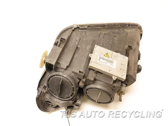 2009 Mercedes Sl550 Headlamp Assembly  RH,230 TYPE, SL550, SMOKED, R.