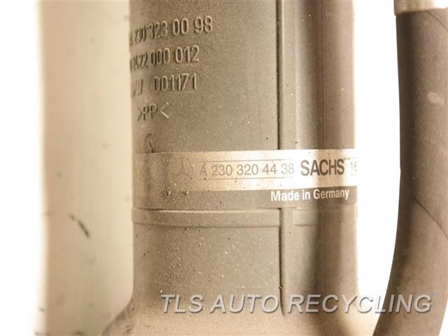 2009 Mercedes Sl550 Strut  RH,230 TYPE, FRONT, SL550, R.