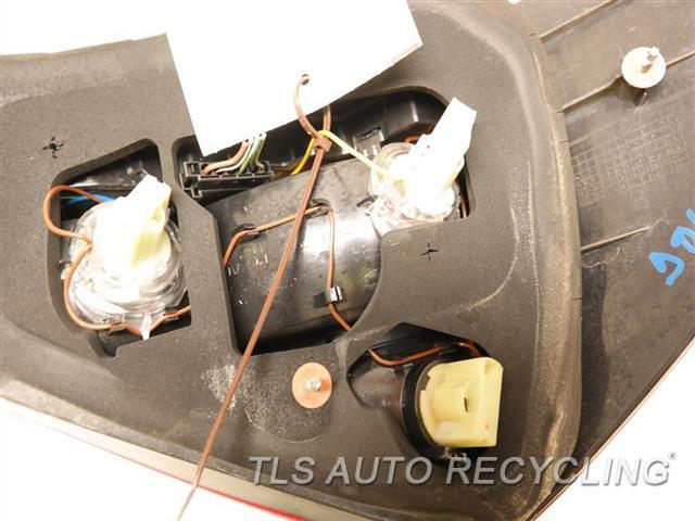 2009 Mercedes Sl550 Tail Lamp  RH,230 TYPE, SL550, W/O SPORT PACKA