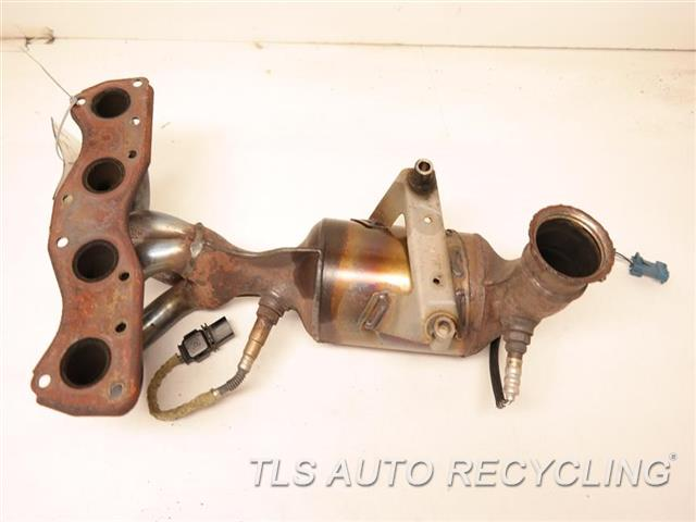2009 Mini Cooper Clubman Exhaust Manifold  EXHAUST MANIFOLD 18407597626