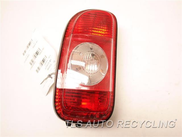 2009 Mini Cooper Clubman Tail Lamp  LH,CLEAR LENS, TAIL LAMP