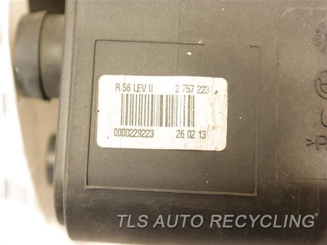 2013 Mini Cooper Minicoope Fuel Vapor Canister  FUEL VAPOR CANISTER 2757223