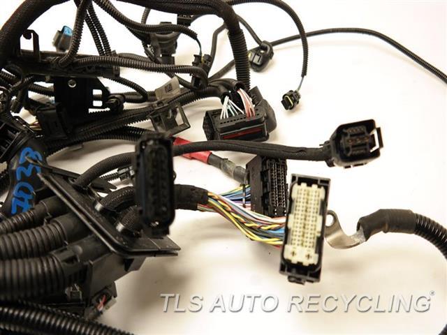 2015 Mini Cooper Minicoope Engine Wire Harness
