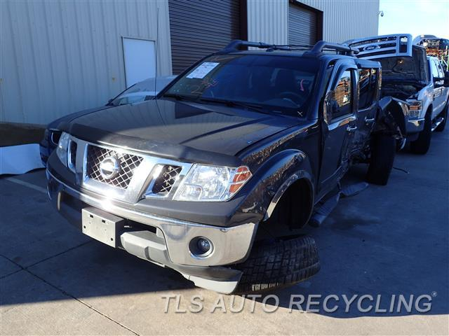 parting out 2012 nissan frontier stock 6434or tls auto recyclingNissan Frontier Parts #11