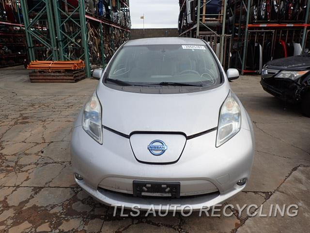 Parting Out 2011 Nissan Leaf Stock 8013gy Tls Auto Recycling