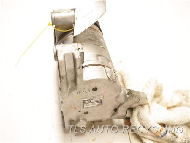 2018 Nissan Titan Ac Compressor  AC COMPRESSOR