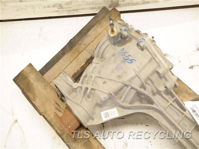 2018 Nissan Titan Front Differential  FRONT DIFFERENTIAL