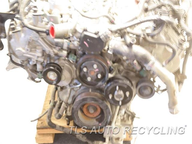2018 Nissan Titan Engine Assembly  ENGINE ASSEMBLY 1 YEAR WARRANTY