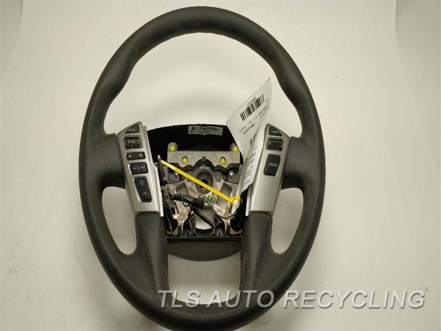 2018 Nissan Titan Steering Wheel  BLK