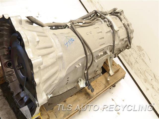 2018 Nissan Titan Transmission  AUTOMATIC TRANSMISSION 1 YR WARRANTY