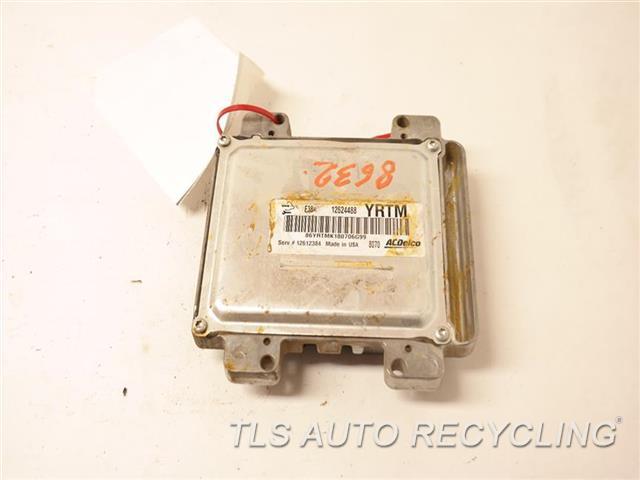 2009 Pontiac G8 Eng/motor Cont Mod 12624488 12612384 ENGINE CONTROL MODULE