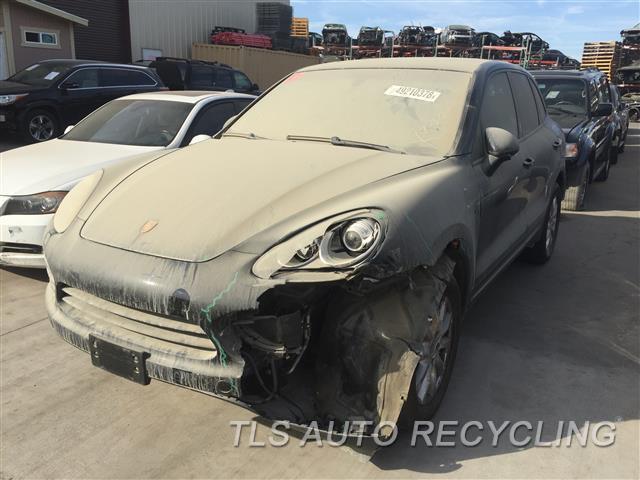 2014 Porsche Cayenne Parts Stock# 8607GY