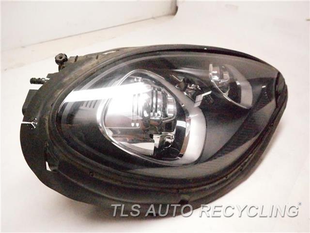 2016 Porsche Macan Headlamp Assembly W/HEADLAMP WASHER RH,(XENON, HID HEADLAMPS), S MODEL