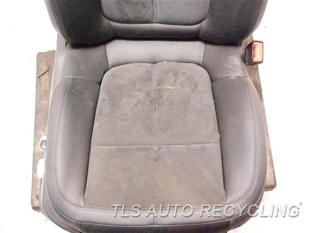 2016 Porsche Macan Seat, Front  RH,BLK,LEA,(BUCKET), (AIR BAG)