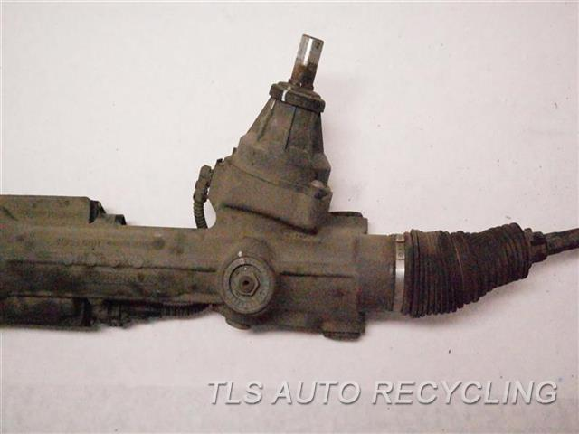 2016 Porsche Macan Steering Gear Rack DRIVER TIE ROD END RIPPED POWER RACK AND PINION