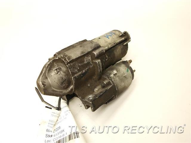 2005 saturn relay starter motor 89017754 used a grade. Black Bedroom Furniture Sets. Home Design Ideas