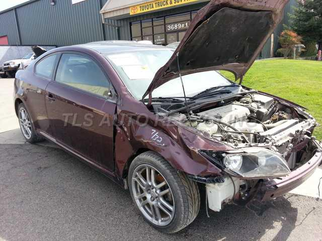 Parting Out 2006 Scion Tc Stock 3032gr Tls Auto Recycling