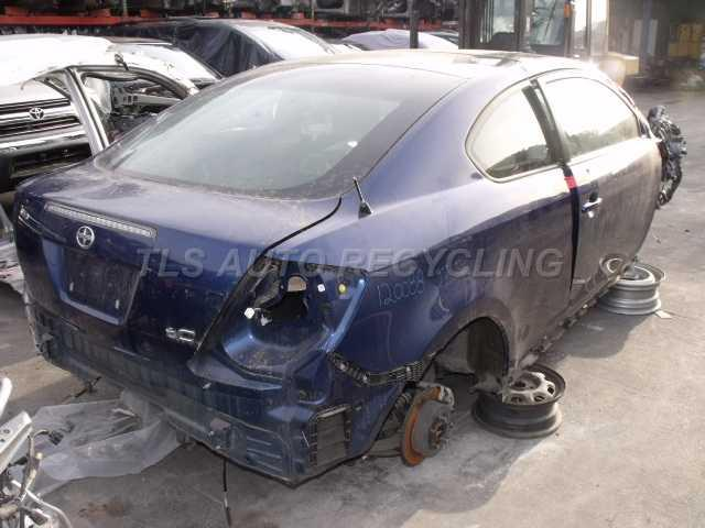 Parting Out 2006 Scion Tc Stock 120088 Tls Auto Recycling