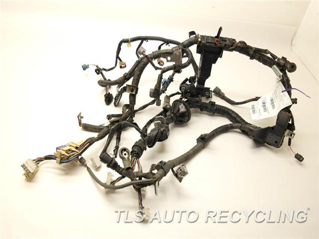 2006 scion tc engine wire harness 82121 21470 used a grade