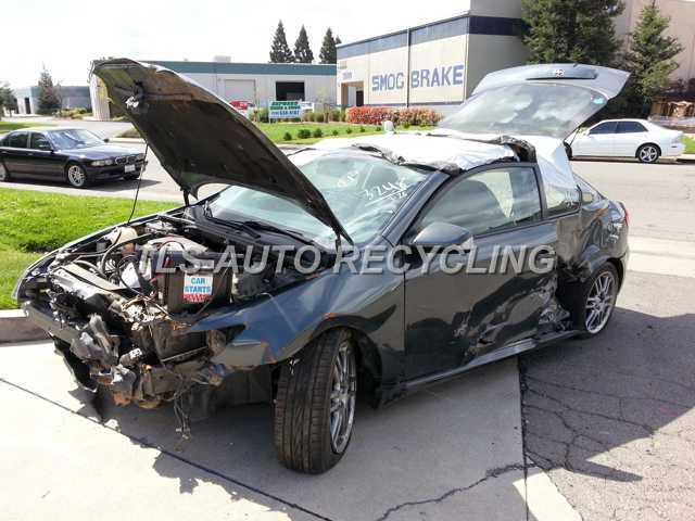 Parting out 2007 scion tc stock 3039gy tls auto for 2007 scion tc motor oil