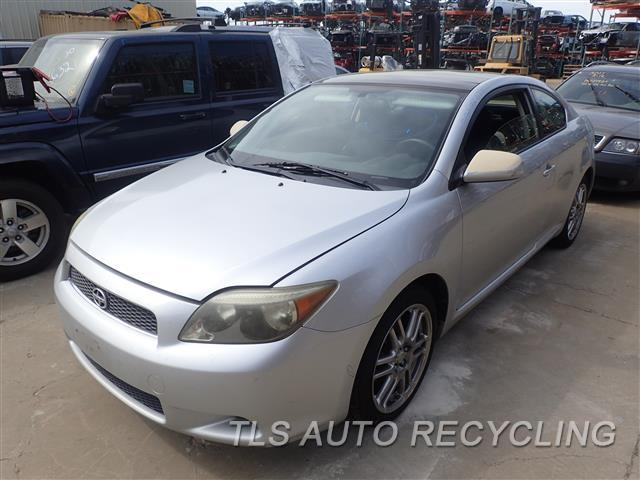 Parting Out 2007 Scion Tc Stock 7139br Tls Auto Recycling