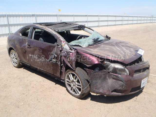 Parting Out 2007 Scion Tc Stock 120047 Tls Auto Recycling