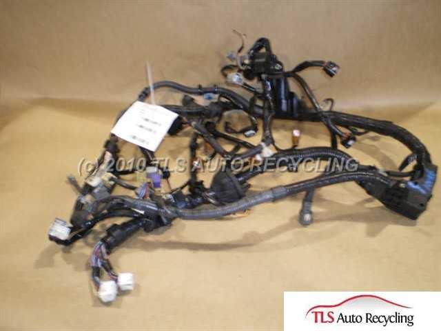 2009 scion tc engine wire harness 82121 21520 used a grade
