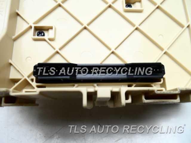 2011 Scion Tc Fuse Box