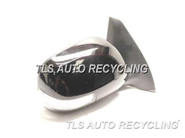 2012 Scion Tc Side View Mirror 87910 21200black