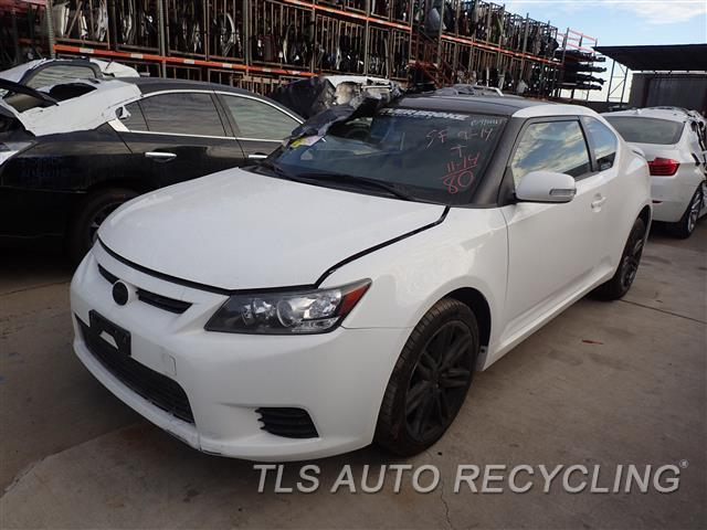 Parting Out 2013 Scion Tc Stock 7528br Tls Auto Recycling