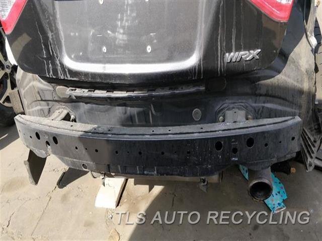 2008 Subaru Impreza Bumper Reinforcement, Rear  SW,REINFORCEMENT BAR