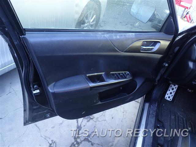 2011 Subaru IMPREZA Parts Stock# 8528GR
