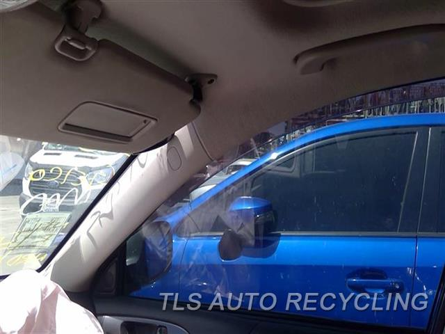 2012 Subaru Impreza Air Bag  PASSENGER, ROOF, 2.5L (TURBO), SDN
