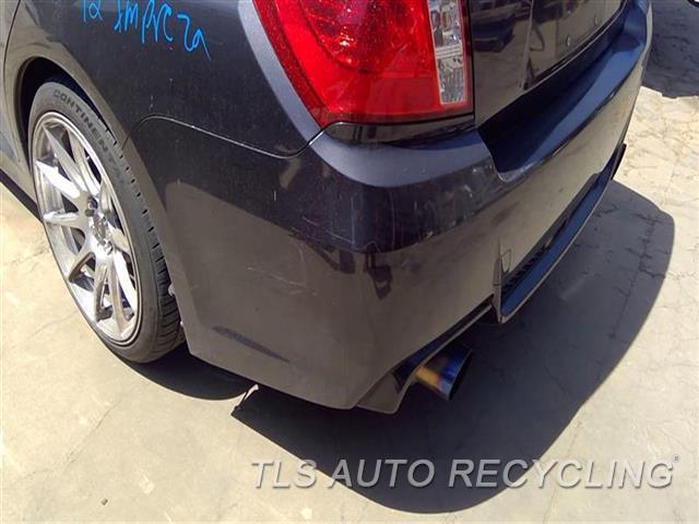 2012 Subaru Impreza Bumper Cover Rear   MINOR SCRATCHES 2S12.5L (TURBO), SDN